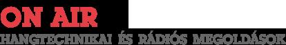 On Air - Hangtechnikai és rádiós megoldások